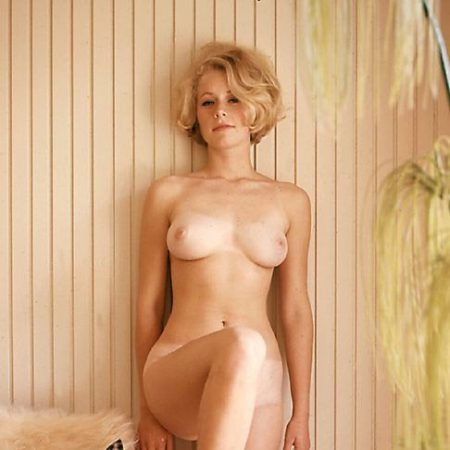 Gaye Rennie nude for Playboy