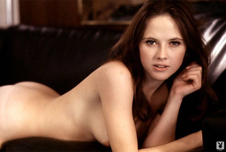 Gloria Root nude for Playboy