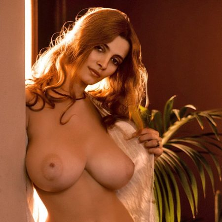 Janet Lupo nude for Playboy