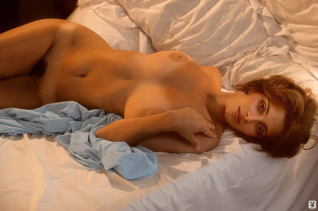 Janet Lupo – 39F nude for Playboy