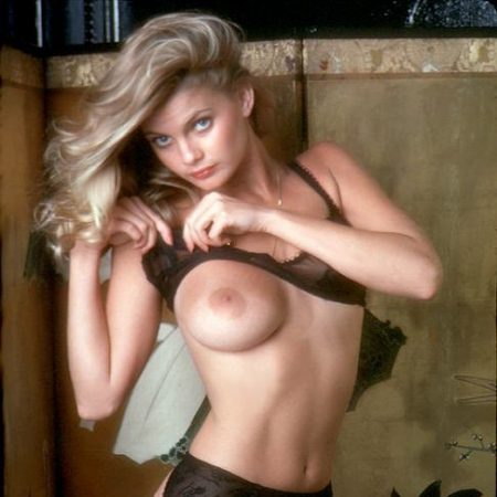 Janet Quist nude for Playboy
