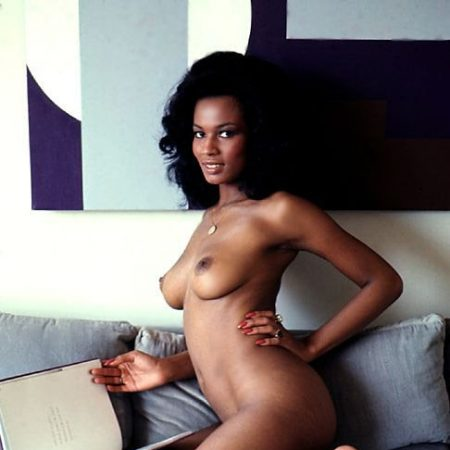 Julie Woodson nude for Playboy