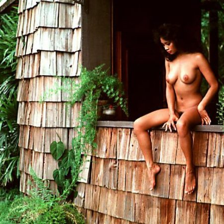 Lourdes Estores nude for Playboy