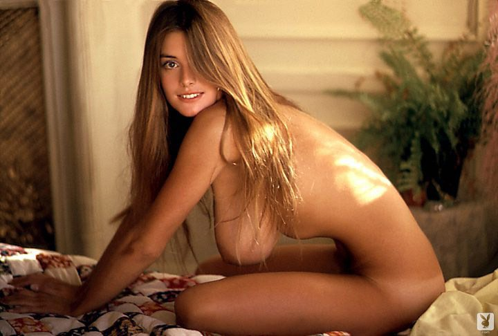 Marilyn Lange nude for Playboy
