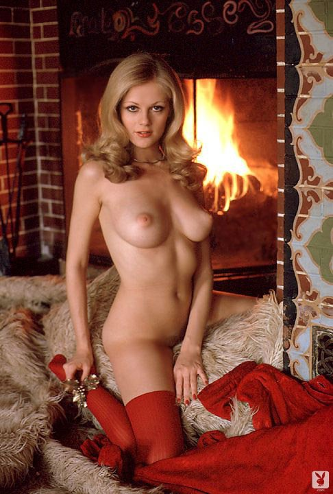 Martha Smith – The Busty Blonde with Big Blue Eyes nude for Playboy