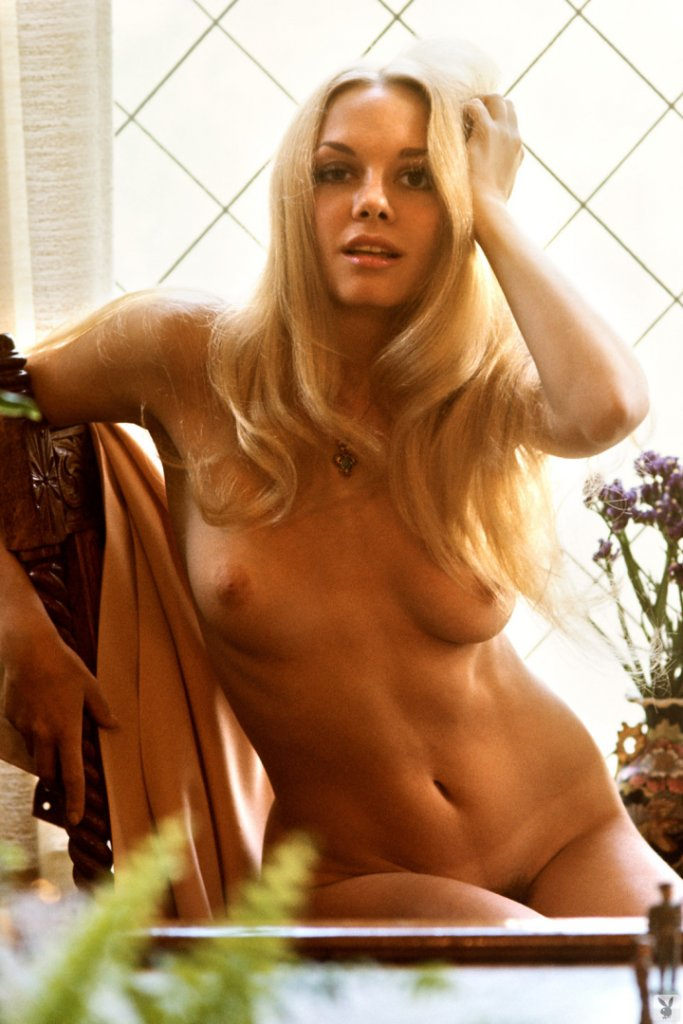 Mercy Rooney nude for Playboy