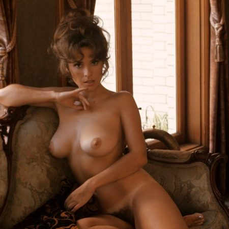 Miki Garcia nude for Playboy