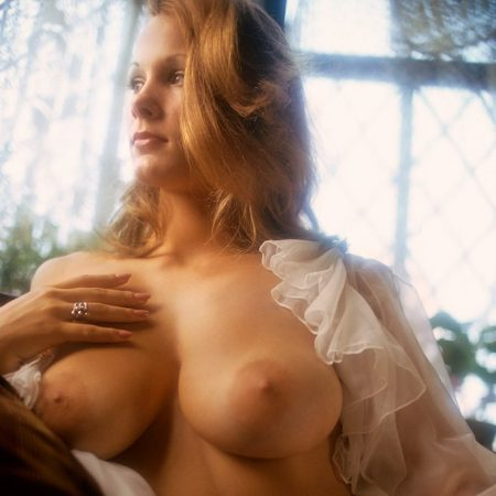 Nancy Cameron nude for Playboy