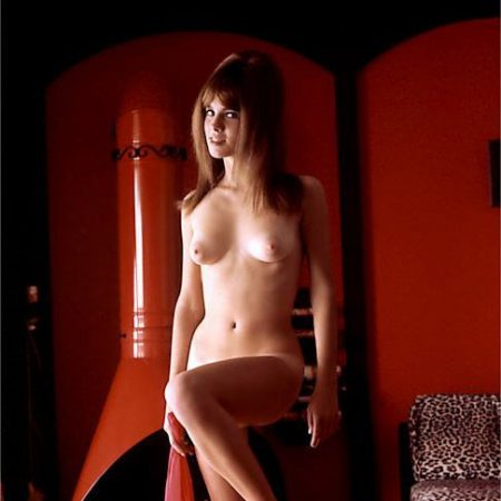 Nancy Harwood nude for Playboy