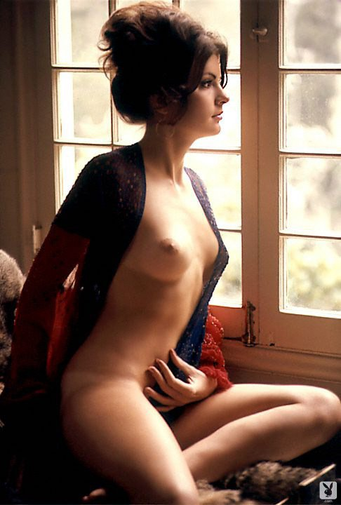 Phyllis Coleman nude for Playboy