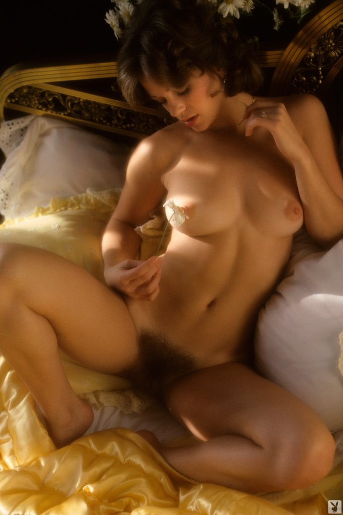 Nicki Thomas – In Her Prime nude for Playboy
