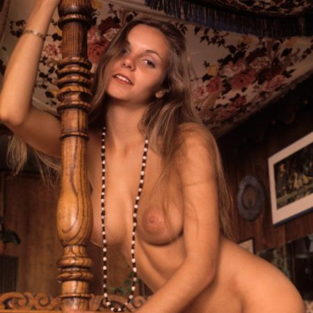 Sandy Johnson nude for Playboy