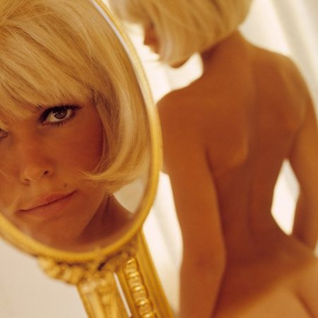 Priscilla Wright nude for Playboy
