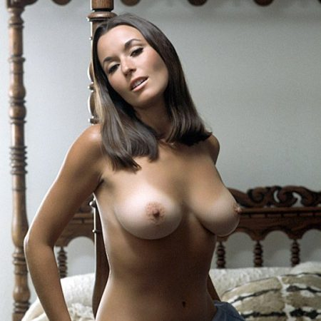 Sally Sheffield nude for Playboy
