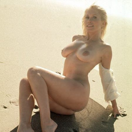 Sharon Johansen nude for Playboy