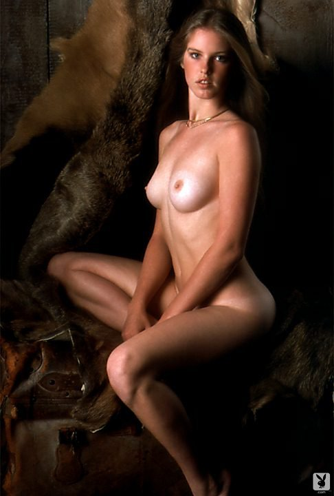 Sheila Mullen nude for Playboy