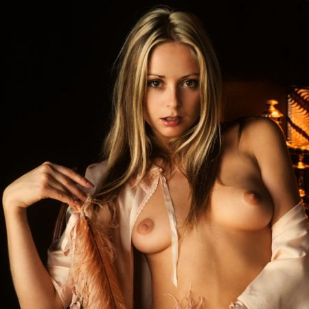 Star Stowe nude for Playboy