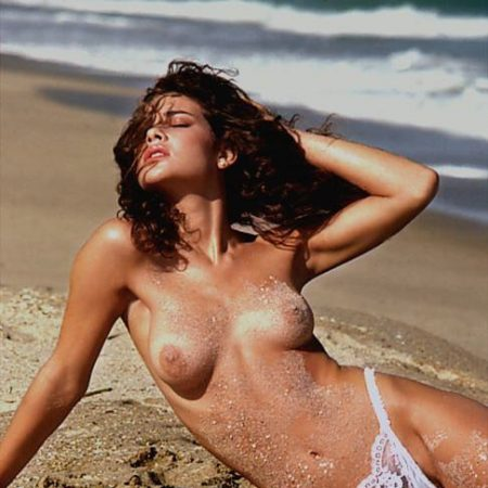 Teri Weigel nude for Playboy