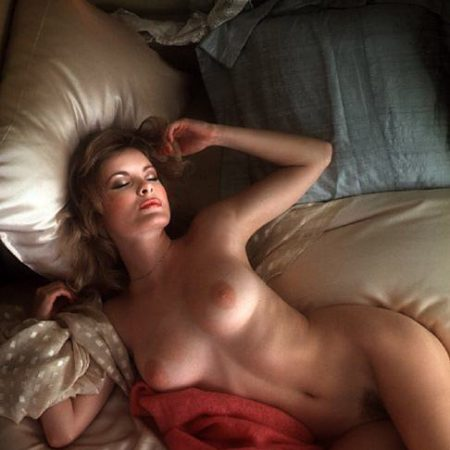 Tricia Lange nude for Playboy