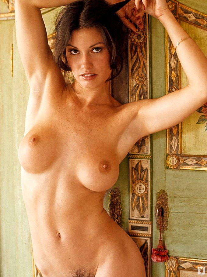 Victoria Cunningham nude for Playboy