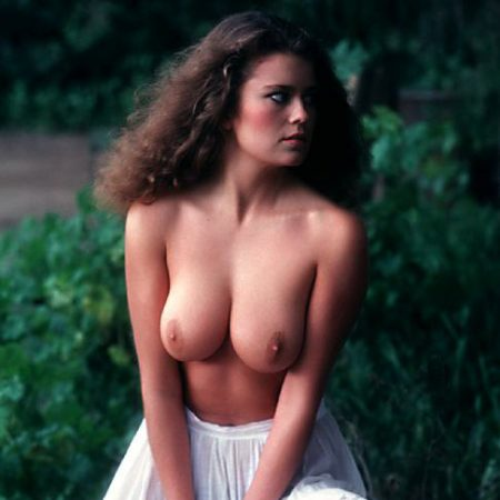 Carina Persson nude for Playboy