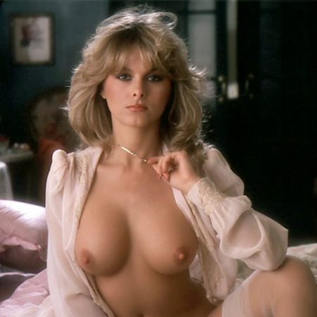 Cathy St. George nude for Playboy