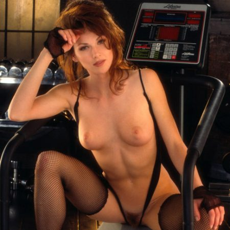 Danelle Marie Folta nude for Playboy