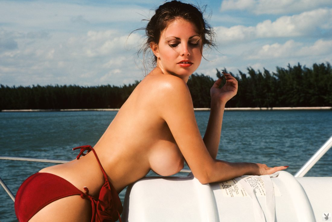 Debbie Boostrom nude for Playboy