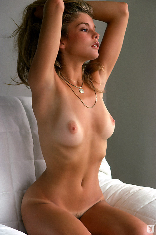 Dorothy Mays nude for Playboy