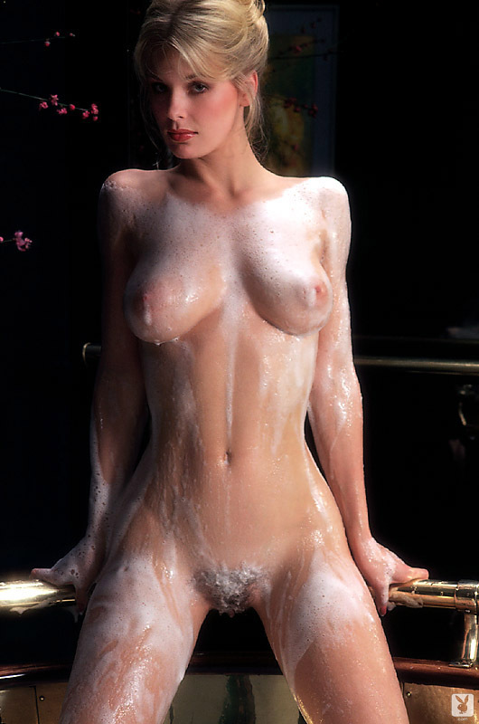 Dorothy Stratten nude for Playboy