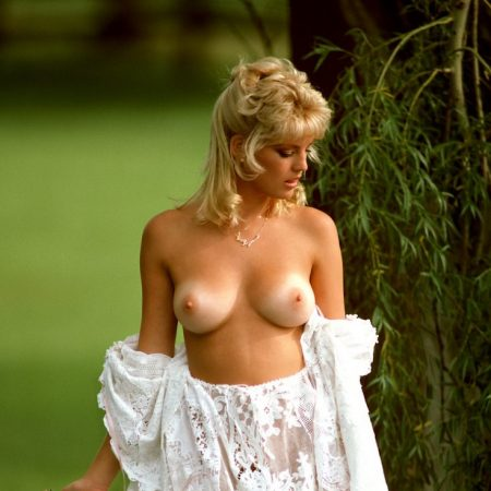 Lynne Austin nude for Playboy
