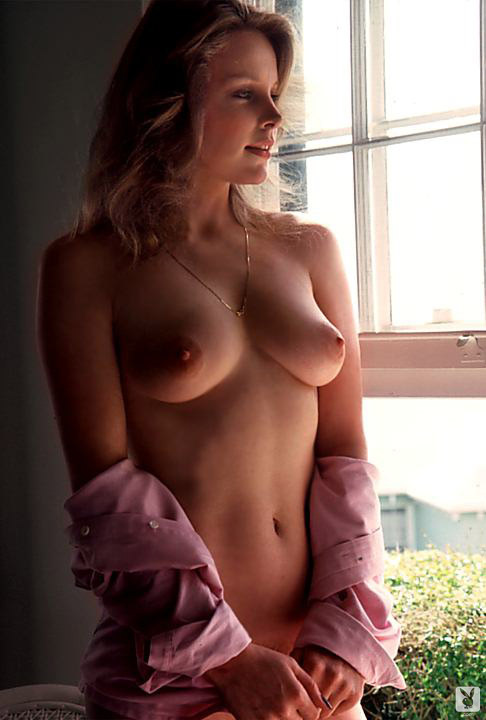 Martha Thomsen nude for Playboy