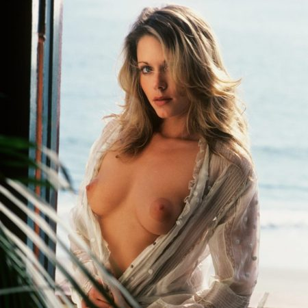 Michele Drake nude for Playboy