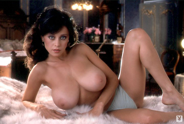 Patricia Farinelli nude for Playboy