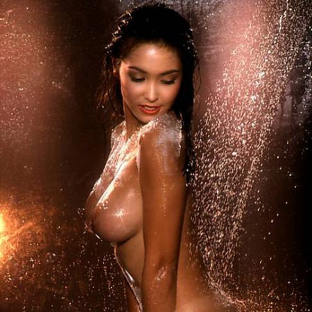 Cristy Thom nude for Playboy