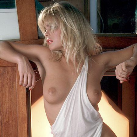 Erika Eleniak nude for Playboy