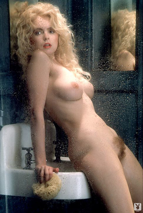 Helle Michaelsen nude for Playboy
