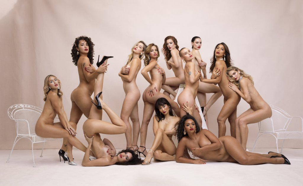 Playmates of The Year 2020 nude for Playboy
