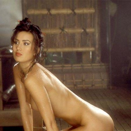 Morena Corwin nude for Playboy