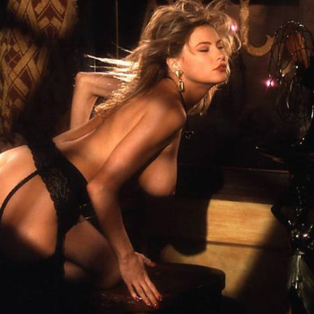 Leisa Sheridan nude for Playboy