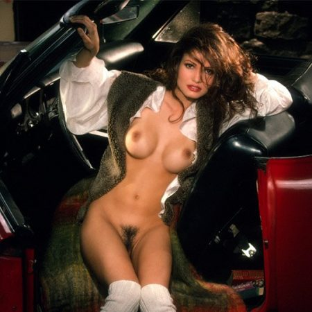 Alicia Rickter nude for Playboy