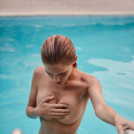 Ashley Smith nude for Playboy