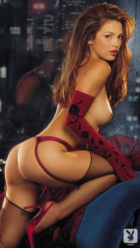 Playboy Playmate Review 1999 – Features nude for Playboy