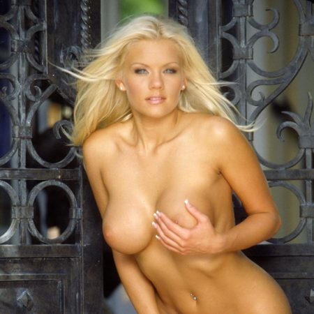Buffy Tyler nude for Playboy