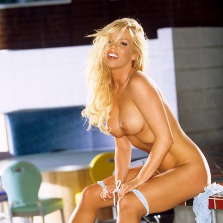 Colleen Shannon nude for Playboy