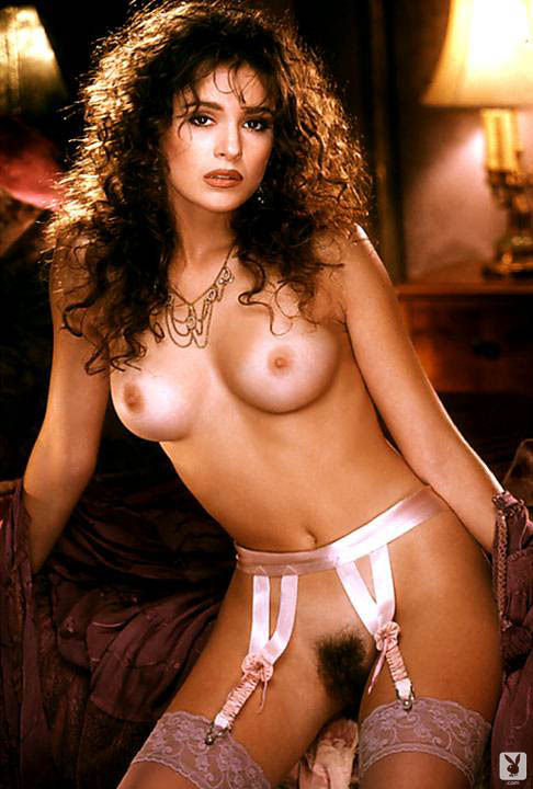 Jessica Lee nude for Playboy