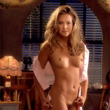 Kona Carmack nude for Playboy