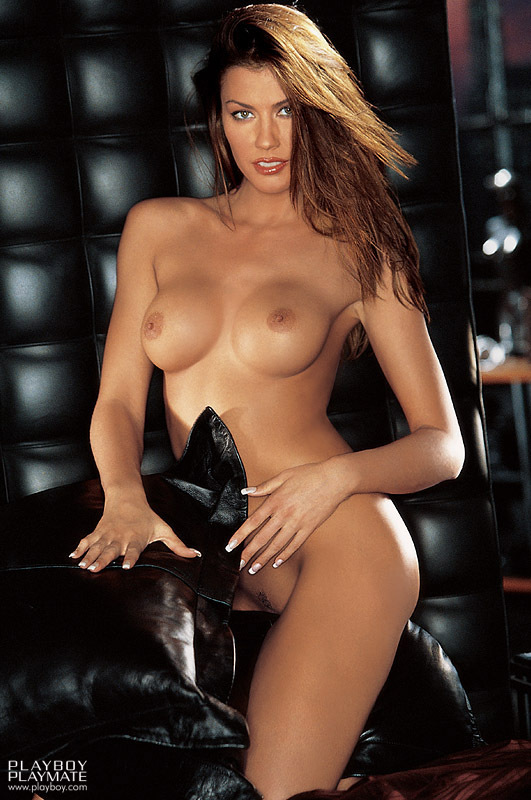 Krista Kelly nude for Playboy