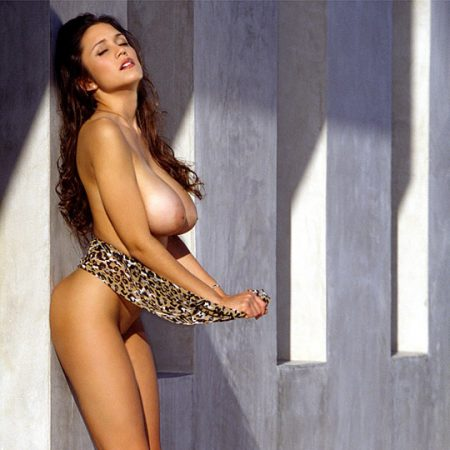 Miriam Gonzalez nude for Playboy
