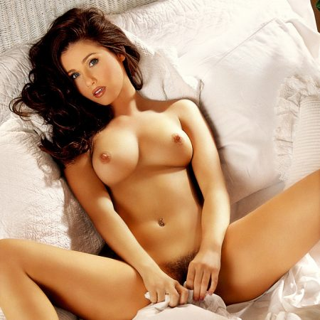 Nicole Voss nude for Playboy